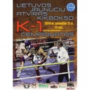 2014 m. Atviras Lietuvos jaunučių kikbokso čempionatas